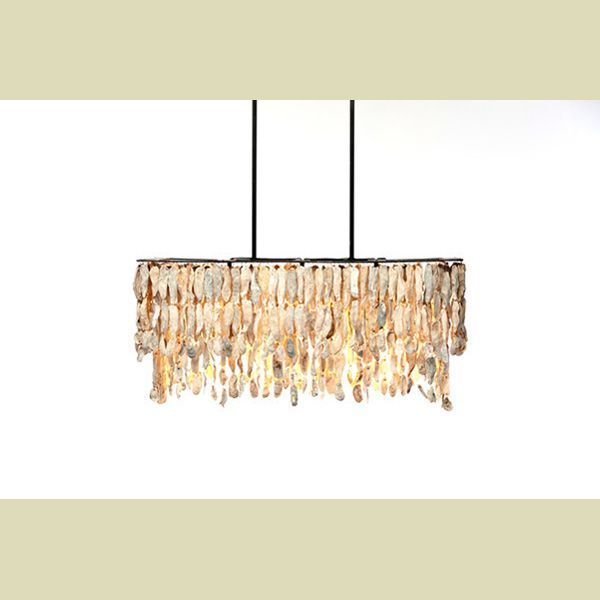 This Chandelier Is The Perfect Accent Piece Making A Bold Statement In Any RoomDimensions 18 W 16 H 36 L
