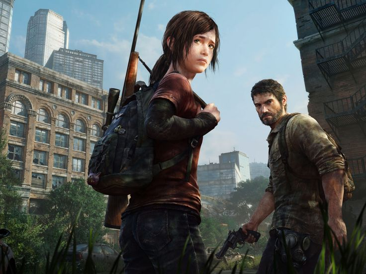 The Last Of Us Game Wallpapers in HD