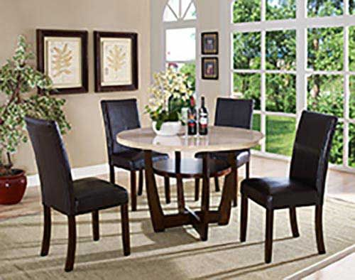 At Rent A Center The Standard Atrium 5 Piece Dining Set Features Modern Styling Details That Fit Right In To Your Lifestyle