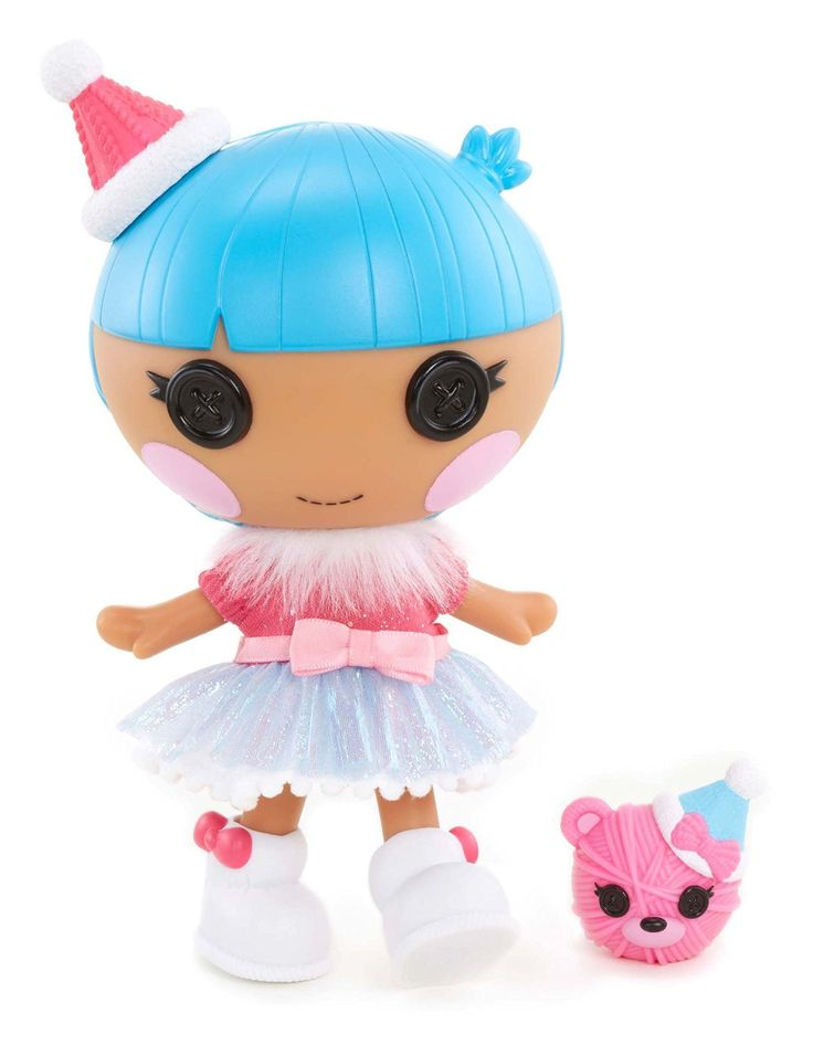 Lalaloopsy Littles Super Silly Party Doll- Bundles Snuggle Stuff