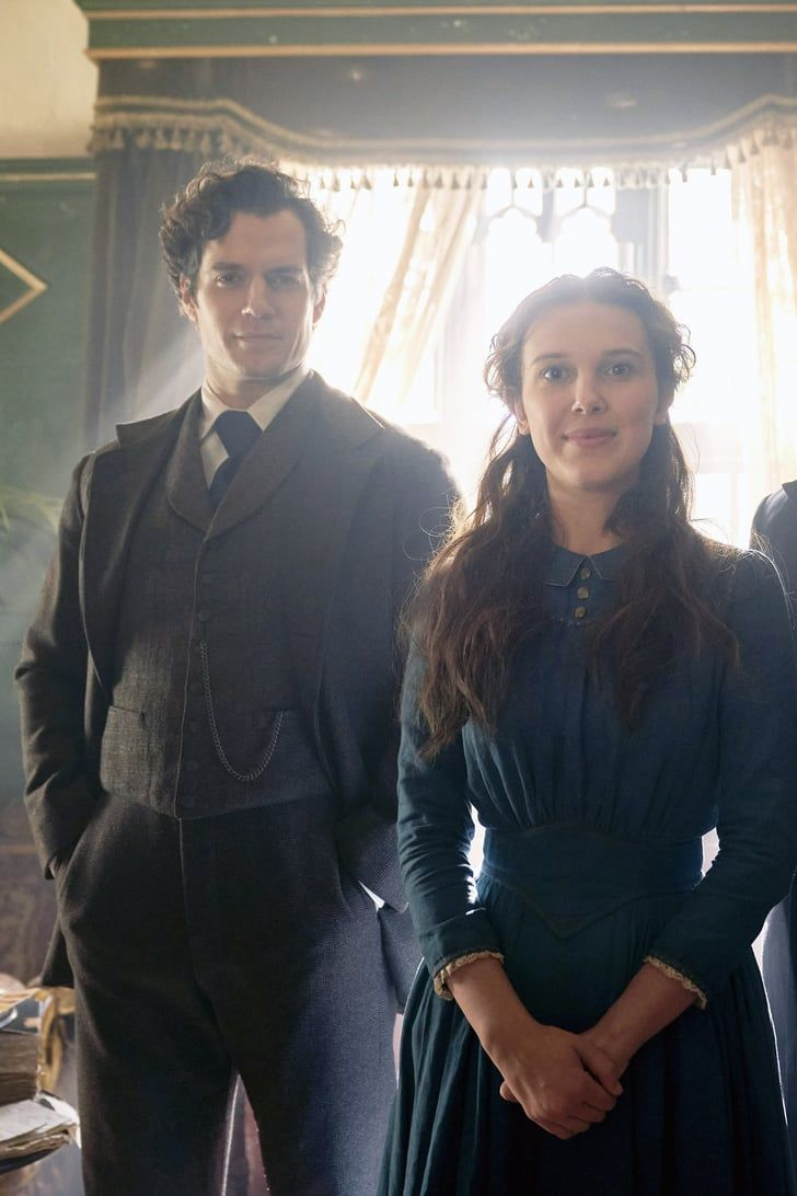Tv And Movies To Watch After Seeing Enola Holmes In 2020 Enola Holmes Classic Detective Movies