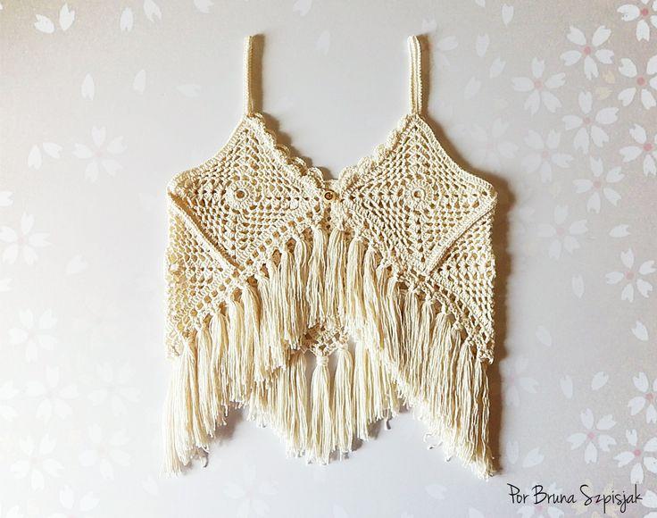 Boho crochet free pattern