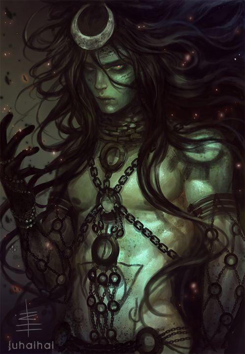 Enchantress Genderbend