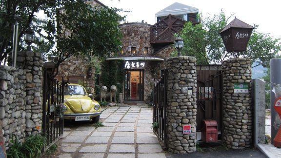 ドラマ「コーヒープリンス1号店」に出てくるカフェは付岩洞の定番観光名所に!