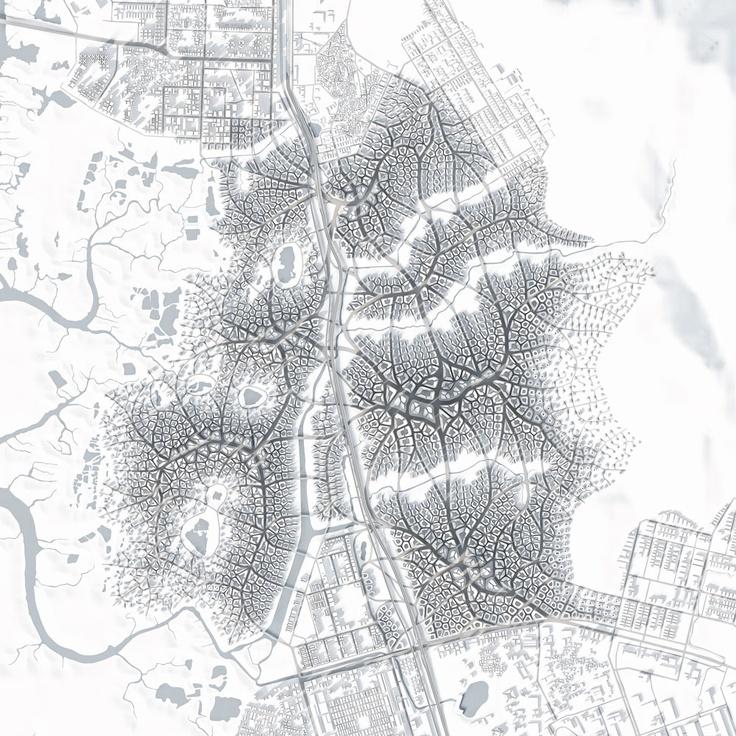 Adaptive Urban Fabric Desingers: Ursula Frick   Thomas Grabner Tutor: Prof. Patrik Schumacher University of Innsbruck   Austria