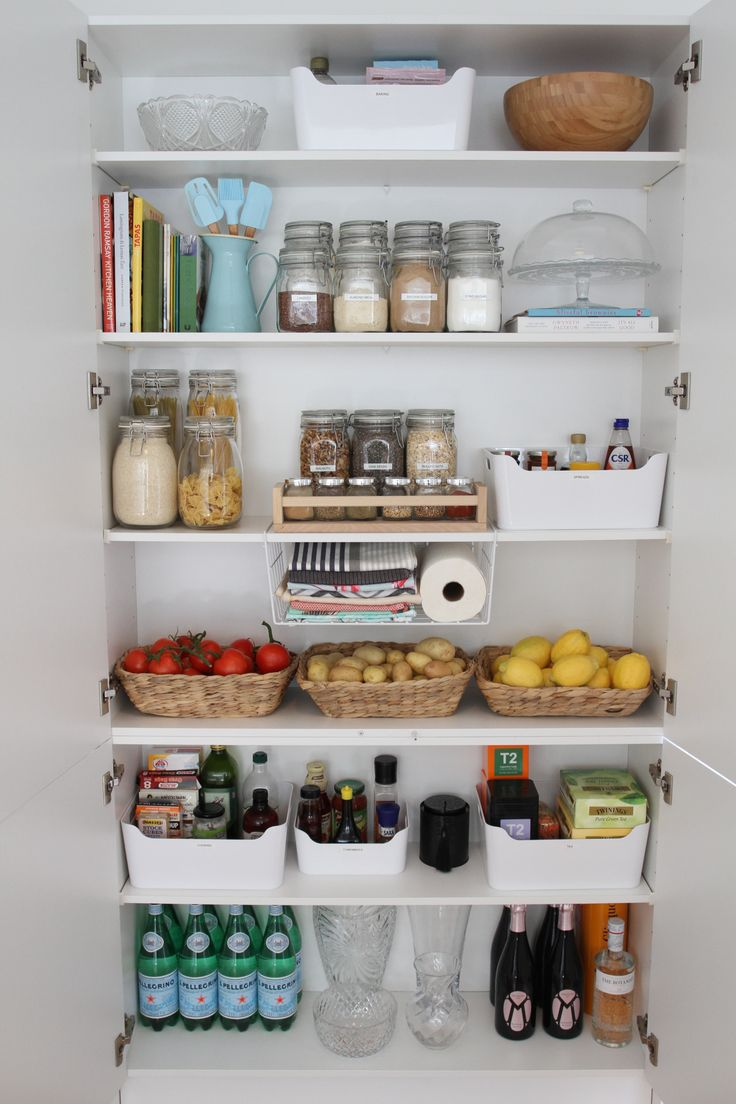 Mel's Ultimate Pantry Makeover