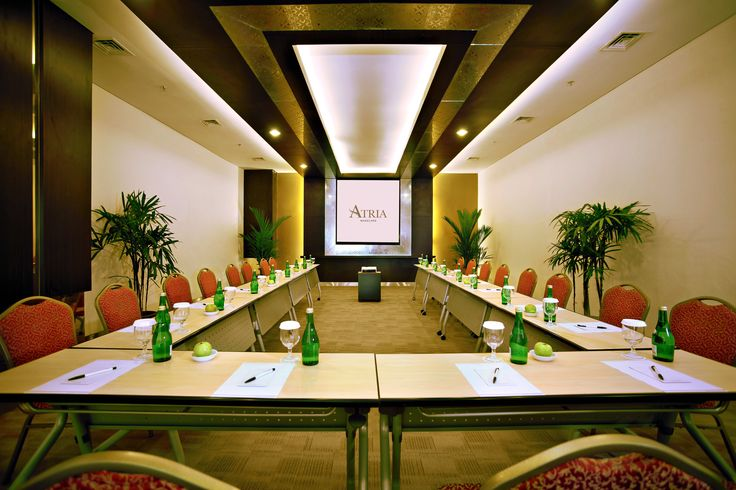 Function Room #atriamagelang #atriahotels #managedbyparador #paradorhotels #magelang #indonesia
