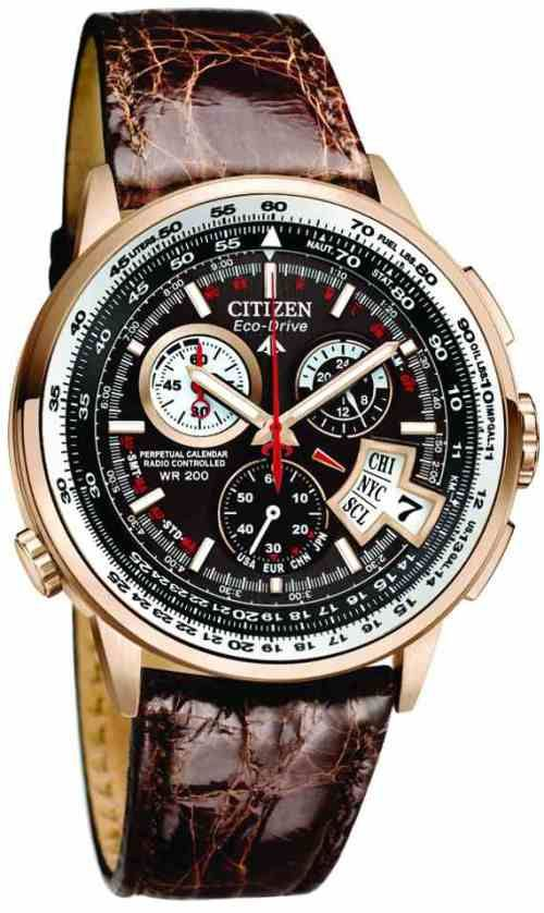 Citizen Eco Drive Chrono Time AT Watches Collection 2013 10 Citizen Eco Drive…