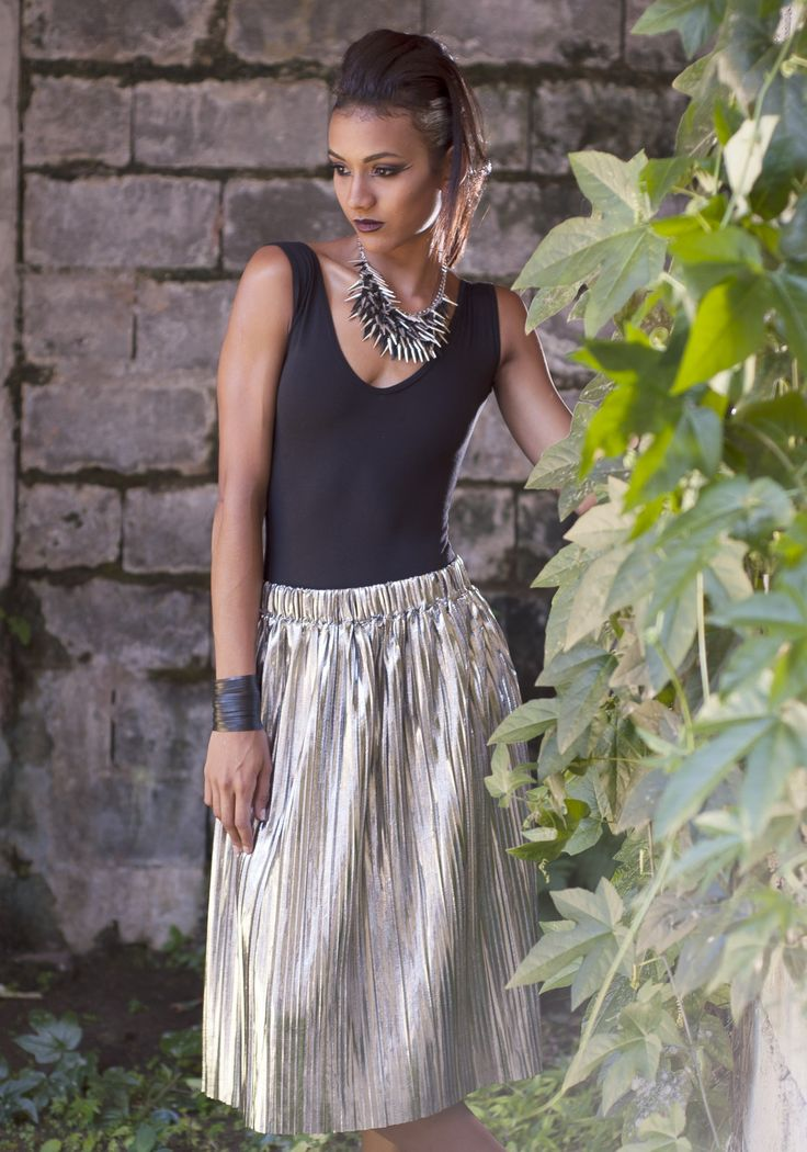 Pleated skirt by @styletissu Faire collection #pleatedskirt #fashion #faire
