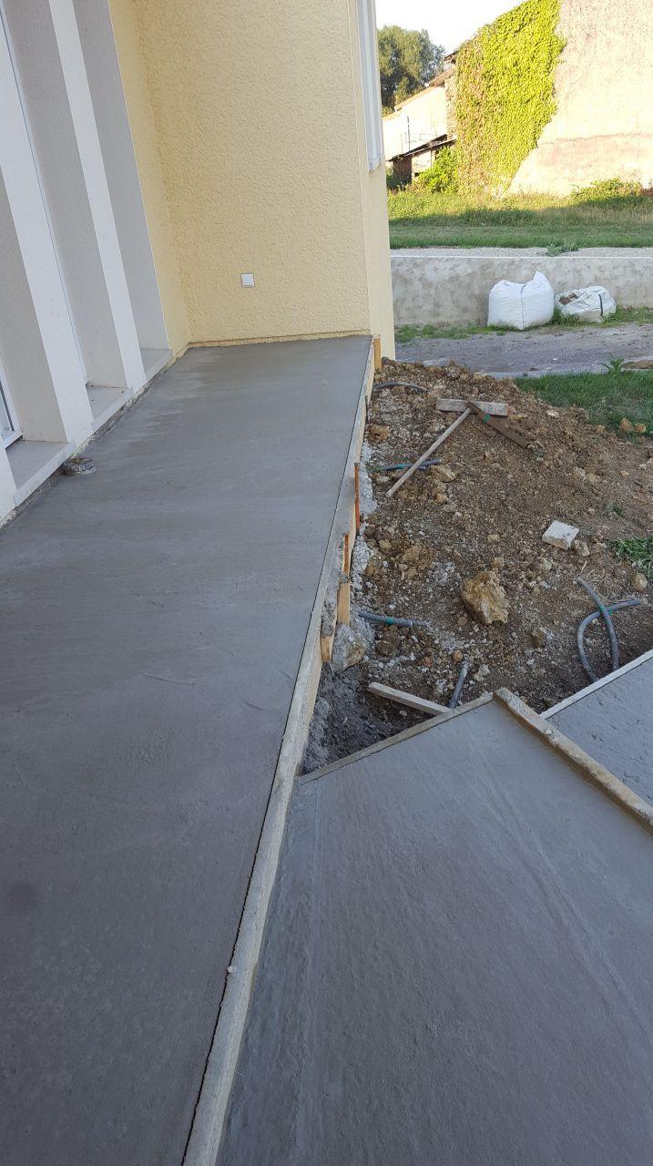beton cir pas cher free peinture effet beton pour repeindre carrelage credence et plan de. Black Bedroom Furniture Sets. Home Design Ideas