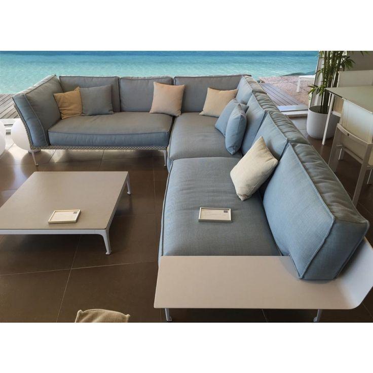 dedon rayn modulierbares sofa dedon lounge kollektion dedon pinterest daybeds lounges. Black Bedroom Furniture Sets. Home Design Ideas