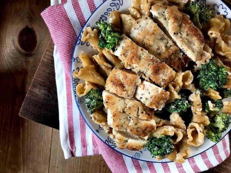 One Pot Chicken Con Broccoli  Recipe  Recipes, Stuffed -1106