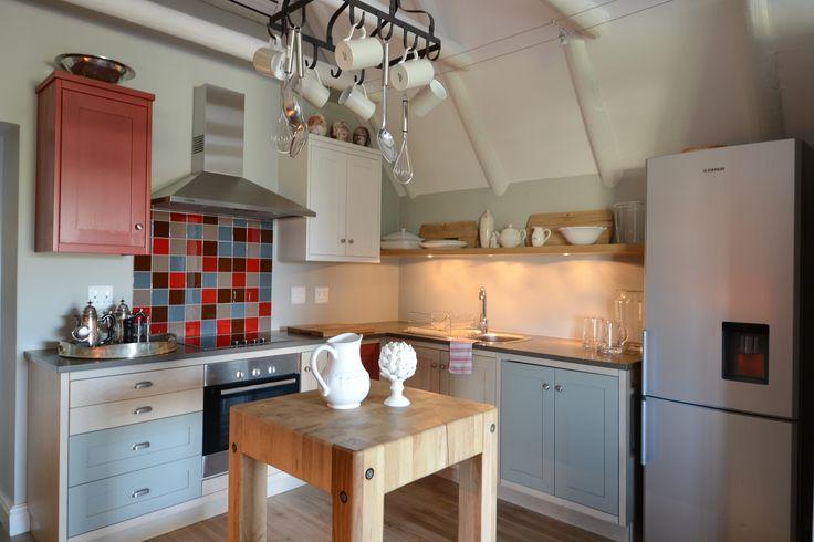 Franco's kitchen