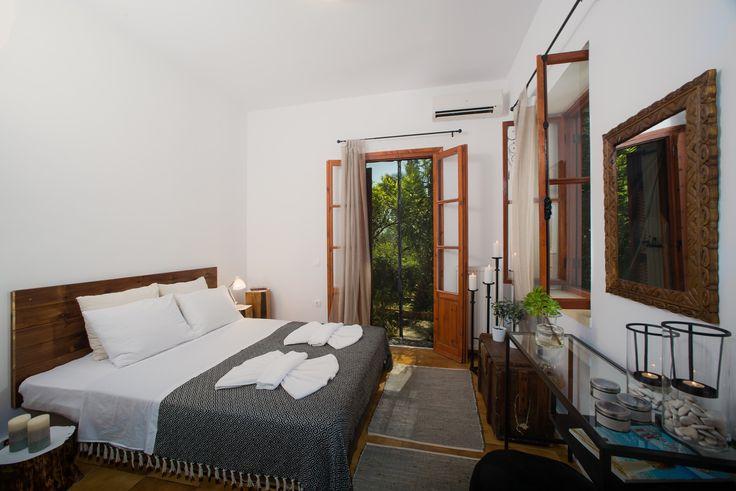 Master bedroom overview