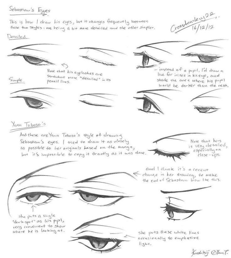 Sebby's eye
