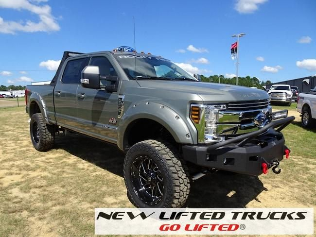 Lifted Trucks New Lifted 2019 Ford F250 Lariat Diesel Rocky Ridge K2 Ford F250 Ford Pickup Trucks Ford Diesel