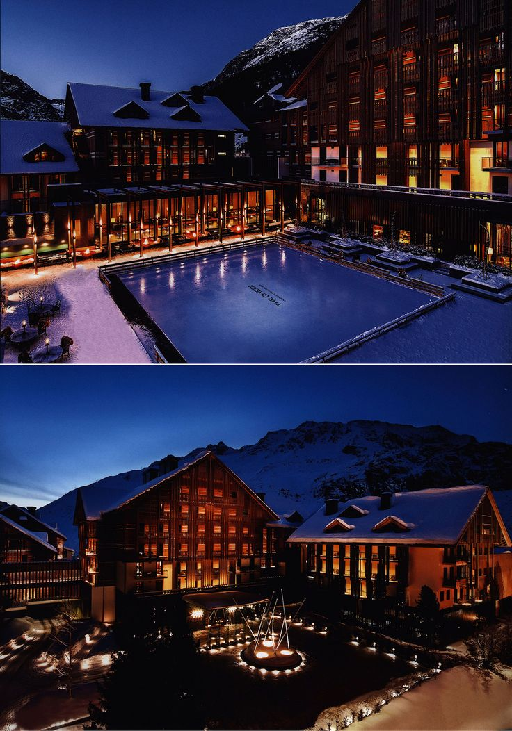https://flic.kr/p/SFBGxS | Chedi Andermatt Switzerland, The - Winter Moments 2016-2017_2, Andermatt, Canton Uri, Switzerland