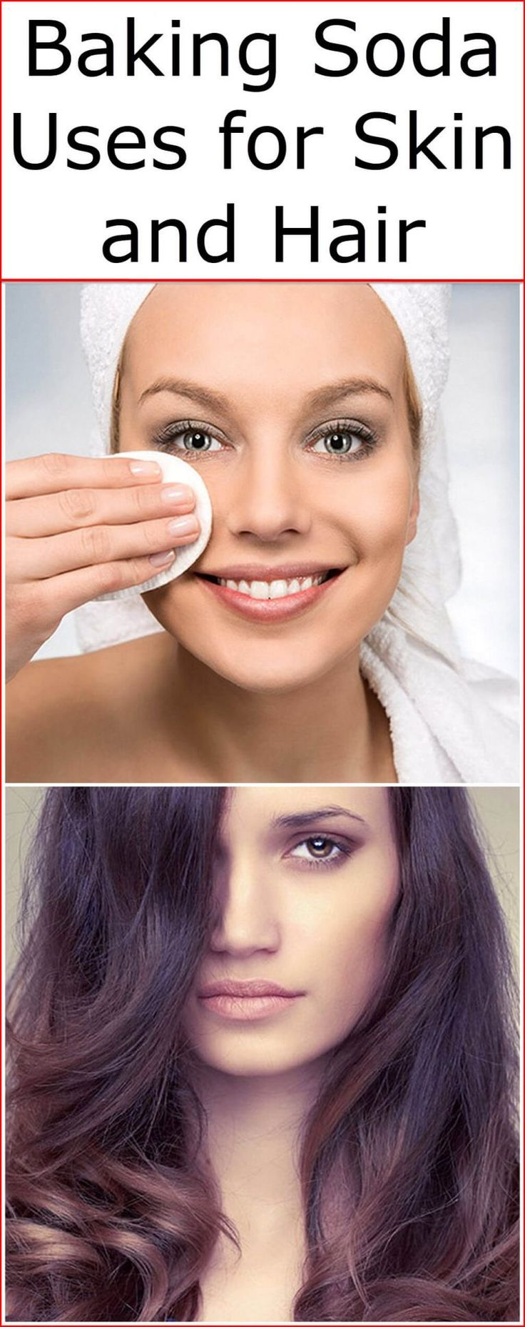 Baking Soda Uses for Skin and Hair