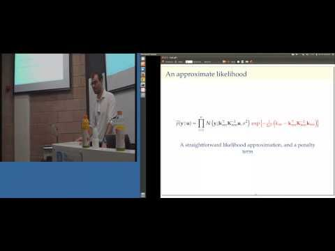 James Hensman: Gaussian Processes for Big Data - YouTube