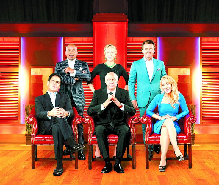 WHAT WE'RE WATCHING: 'Shark Tank' promotes American dream