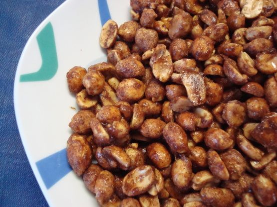 Make and share this Toffee Coated Peanuts recipe from Food.com.