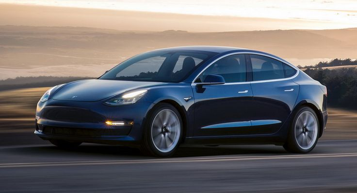 Musk Says Tesla Model 3 Can Travel A Million Miles Between Services