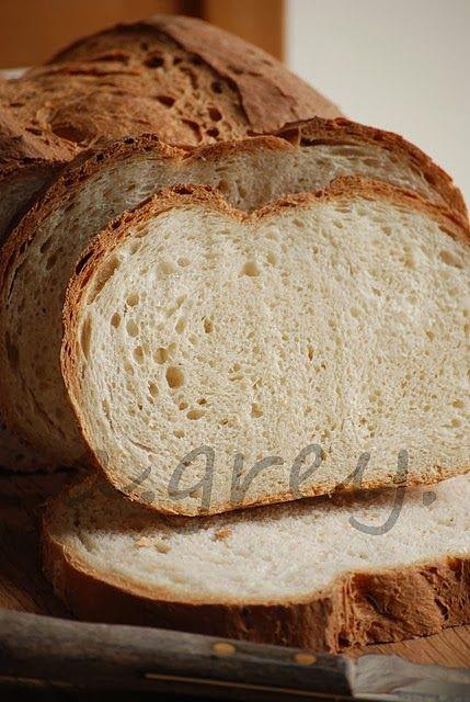 Chleb pszenny z ziemniakami litewski