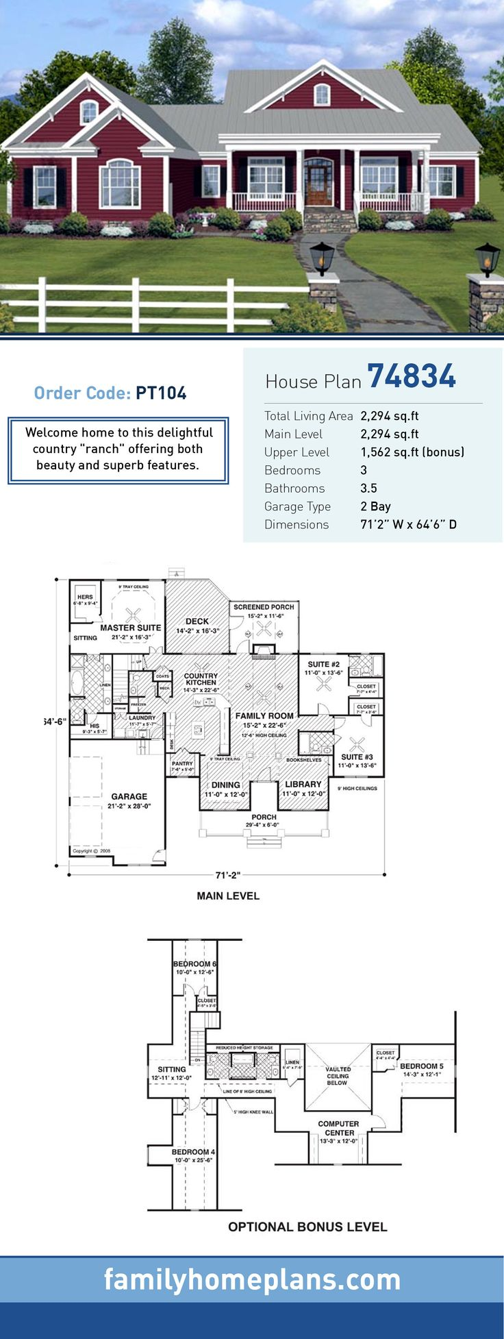House Plan For 2000 Sq Ft Ranch Superb Design Roomraleigh kitchen cabinets Nice