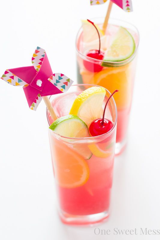 19 best images about tiki party drinks on pinterest for Fruity mixed drinks recipes