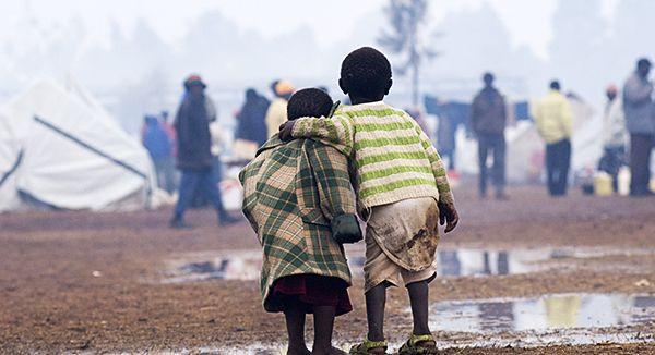 Barn På Flukt   UNICEF