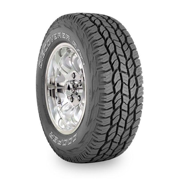 Cooper Discoverer A/T3 All Terrain Tire - 225/70R15 100T