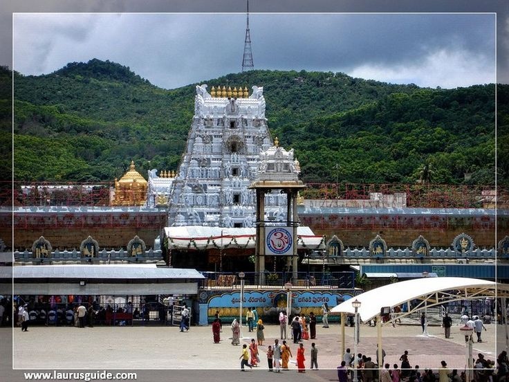 """Tirupati is a city in Chittoor district of the Indian state of Andhra Pradesh. Tirupati is considered one of the holiest Hindu pilgrimage sites because of Tirumala Venkateswara Temple, besides other historical temples, and is referred to as the """"Spiritual Capital of Andhra Pradesh"""".  Tirupati is also home to many educational institutions and universities. For the year 2012-13, India's Ministry of Tourism named Tirupati as the """"Best Heritage City""""."""