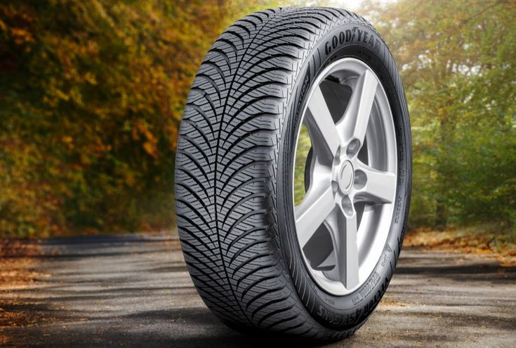 El fabricante de neumáticos Goodyear anunció la llegada de la segunda generación de Vector 4Seasons, un neumático para todas las estaciones diseñado para las zonas con inviernos su