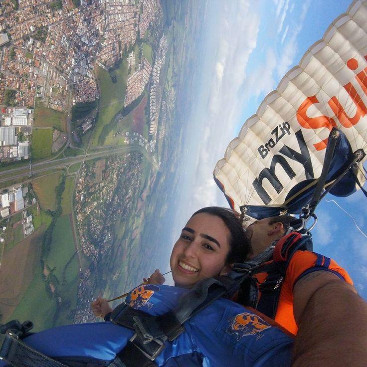 Paraquedismo Boituva -  Sky Company