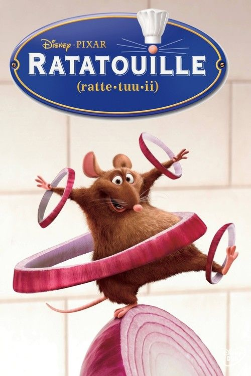 Ratatouille 2007 full Movie HD Free Download DVDrip