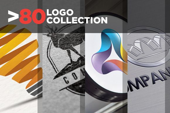 Logo Collection Vol. 1 by Mihai Frankfurt on Creative Market