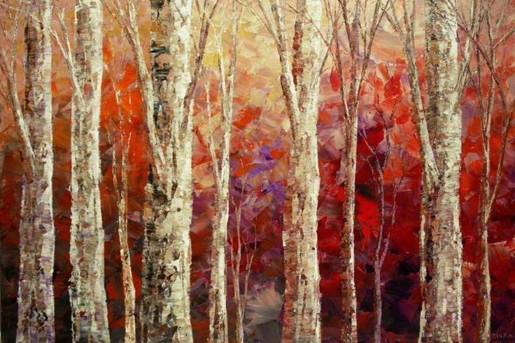 """Saatchi Art Artist Tatiana Iliina; Painting, """"Landed Gentry"""" #art"""
