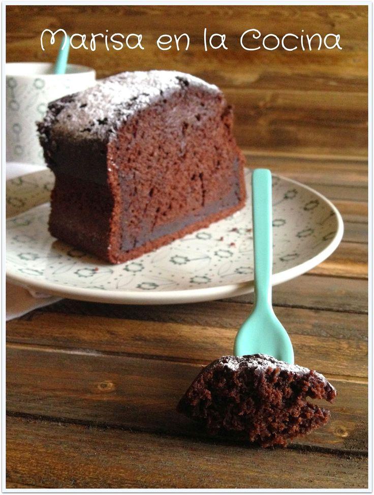 Marisa en la Cocina: Bizcocho de Calabacín y Chocolate