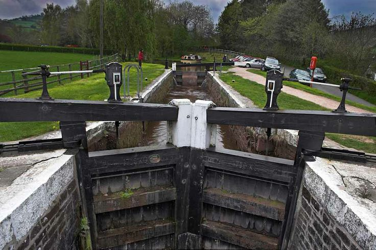 Canal Lock 1