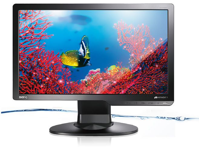 El monitor de computadora en hispanoam rica o pantalla for Escritorio para computadora