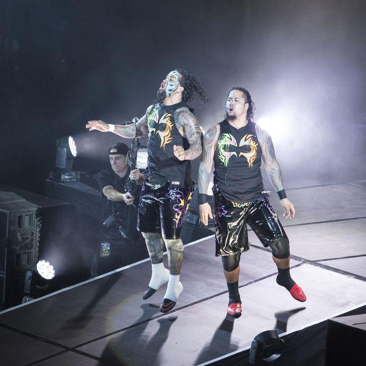 The Usos vs. Dudley Boyz Announced for WWE WrestleMania 32