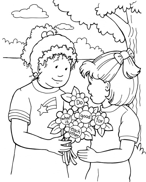 1000 Images About Sunday School Coloring Sheets On