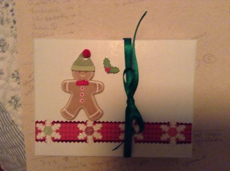 Galletas de navidad en esta cajita? A todos les gustaria recibir un regalo asi.
