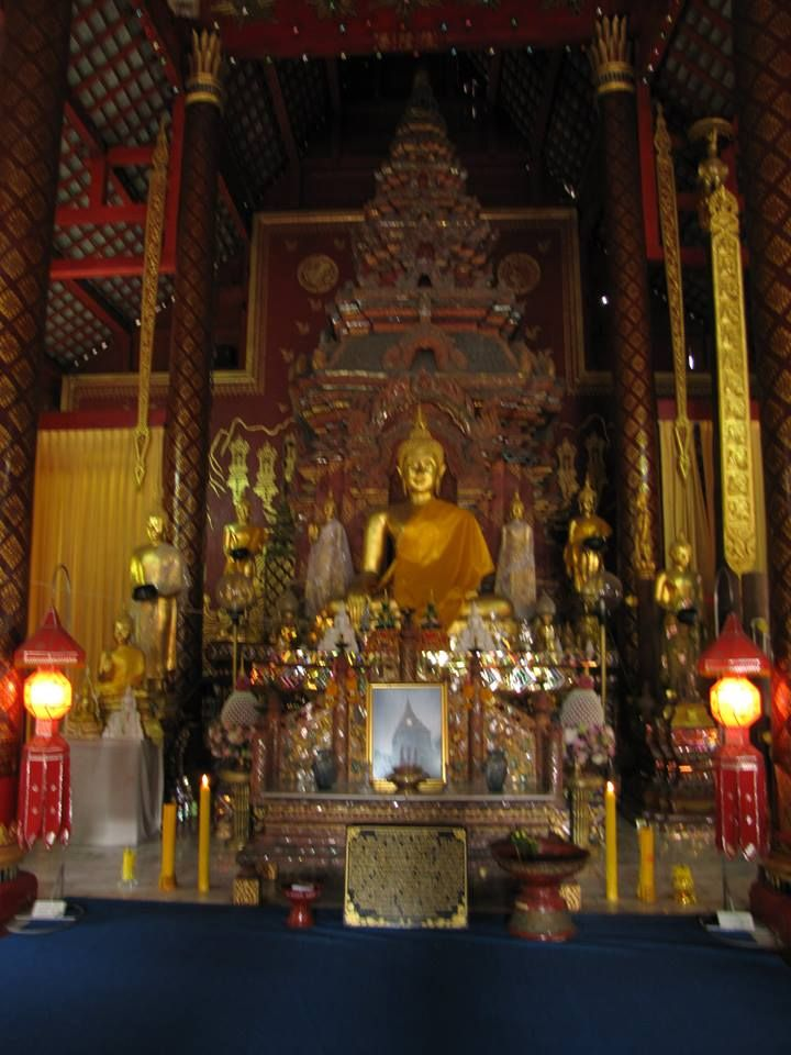 Chiangmai is the largest and most culturally significant city in northern Thailand.