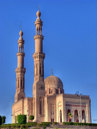 El-Tabia Mosque, Aswan, Egypt
