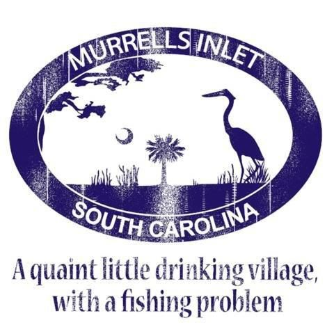 Murrells Inlet, SC a quaint little drinking village, with a fishing problem | Voted the Best Myrtle Beach Shopping at Lazy Gator!