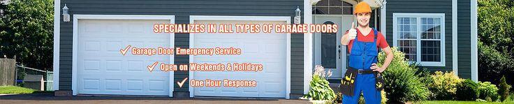 We At Long Island Garage Door Repair, Install, Service Garage Doors in Long Island and The New York area. We Repair Broken Garage Door Springs Cables and Openers.