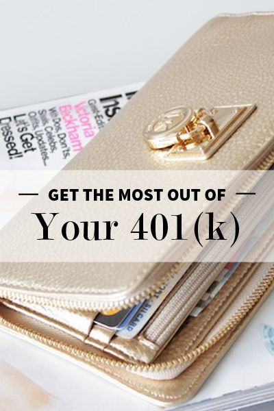 Get the most out of your 401k - Tips for first-time investors (I can't believe I'm pinning this sort of thing already but this is important)