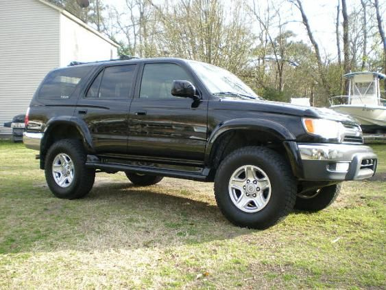 Another Tundra TRD lift installed: 2002 4runner! - YotaTech Forums