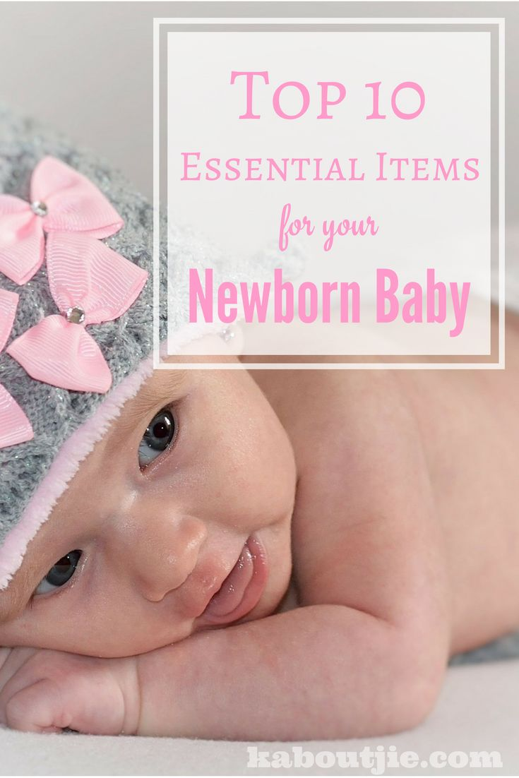 Are you not sure what baby items are essential? Here is a list of TOP 10 Essential Baby Items you will need for your newborn baby!  #EssentialBabyItems #NewbornBabyItems #EssentialItemsForNewborn